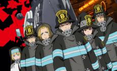Fire Force : Le 3e épisode de l'anime reporté suite à l'incendie à Kyoto Animation
