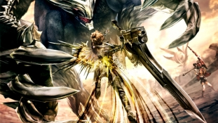 God Eater 2: Rage Burst – l'Intro du jeu en animation