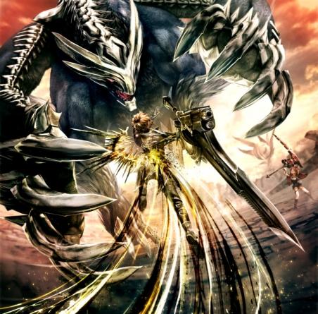 God Eater 2: Rage Burst – l'Intro du jeu en animation