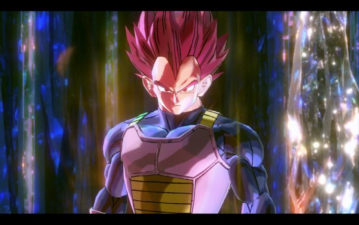 Dragon Ball Xenoverse 2 : Vegeta SSJ God annoncé pour juin