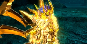 Saint Seiya Soldiers' Soul Gold Saints Screenshot