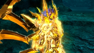 Saint Seiya Soldiers' Soul Gold Saints Screenshot