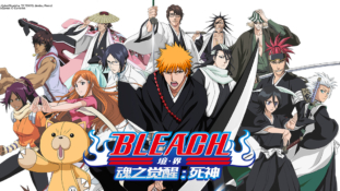 Bleach a droit à un nouveau jeu mobile du nom de Bleach: Awakened Souls: Shinigami