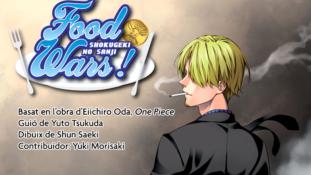 One Piece : Le manga one-shot Shokugeki no Sanji devrait être adapté en anime