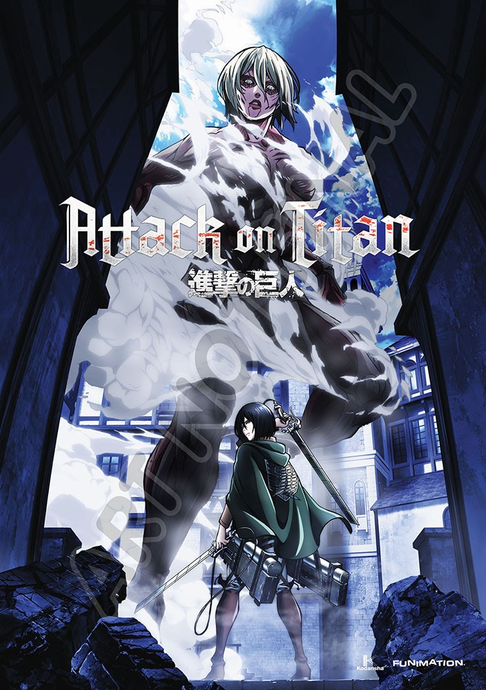 Shingeki No Kyojin: Fin du manga et Saison 2 de l'anime datées