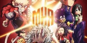 My Hero Academia: La saison 4 de l'anime confirmée