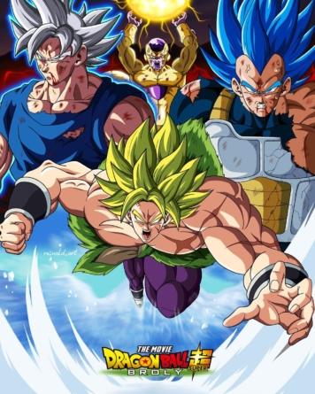 Dragon Ball Super – Broly: Premier synopsis complet du film