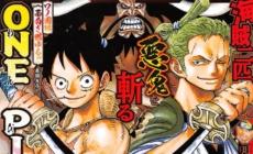 Chapitre One Piece 921 Résumé