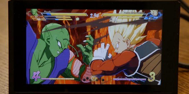 Dragon Ball FighterZ sur Nintendo Switch: Date de sortie et bonus