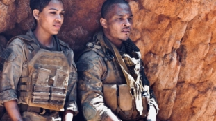 Monster Hunter: T.I. et Meagan Good partagent des images du film