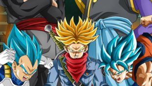 Dragon Ball Super : L'arc de Trunks du futur arrive en coffret collector Blu-ray et DVD