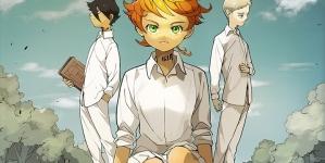 The Promised Neverland: Le manga arrive en France chez Kazé en 2018 !