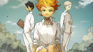 The Promised Neverland: Le manga arrive en France chez Kazé en 2018 !