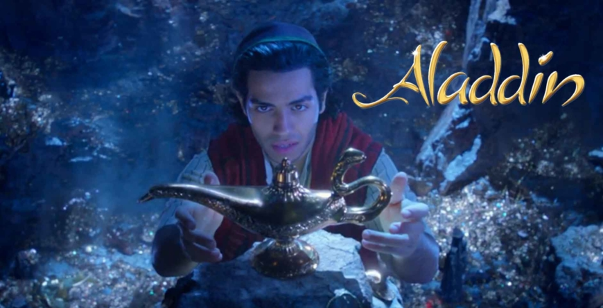 Aladdin (2019) – Première bande-annonce