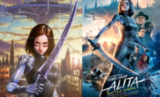 Alita: Battle Angel (Gunnm) : Meilleur film live adaptant un anime