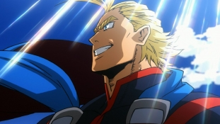 My Hero Academia: The Movie – The Two Heroes : Trailer du film animé présentant les personnages originaux