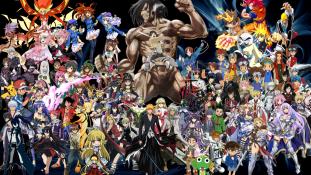 """Top 100 des meilleurs animes par le site japonais NHK """"Nippon Anime 100"""""""