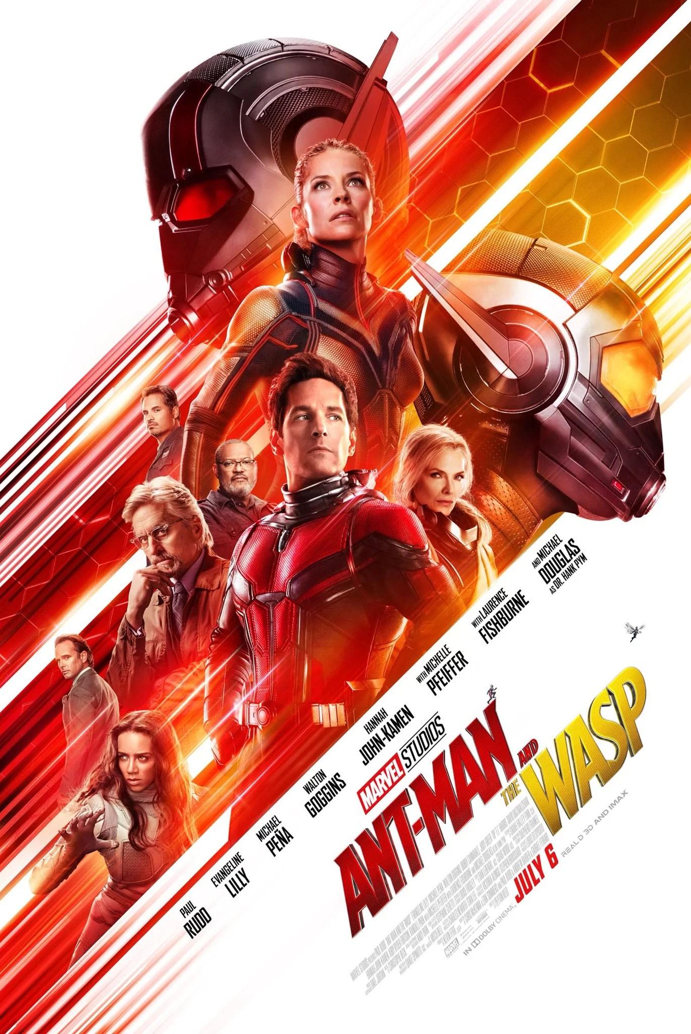 Ant-Man et la Guêpe: Premier trailer complet, titanesque de précision !