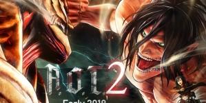 Attack on Titan 2: Premier spot publicitaire et 30 minutes de Gameplay du jeu qui sort en Mars 2018