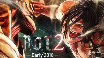 Attack on Titan 2: Annonce vidéo du jeu pour début 2018