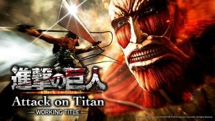Attack on Titan: Teaser du jeu qui sortira en 2016 sur PS4, PS3 et PS Vita