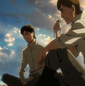 L'Attaque des Titans (Shingeki No Kyojin) épisode 21 – Saison 3 : Le titan assaillant