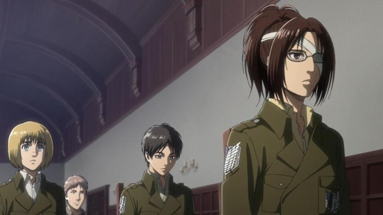 L'Attaque des Titans (Shingeki No Kyojin) épisode 22 – Saison 3 [FIN] : De l'autre côté du Mur