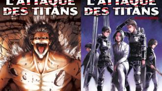 Le manga l'Attaque des Titans (Shingeki No Kyojin) est dans son arc final