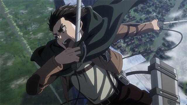 L'Attaque des Titans (Shingeki No Kyojin) épisode 13 – Saison 3: La cité où tout a commencé