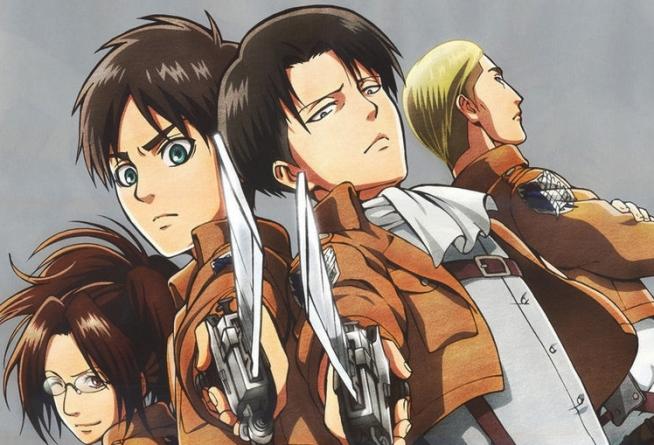 L'Attaque des Titans (Shingeki No Kyojin) : Bien se préparer pour la seconde partie de la saison 3