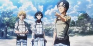 L'Attaque des Titans (Shingeki No Kyojin) : La résolution d'Isayama est de terminer le manga en 2020