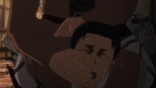 L'Attaque des Titans (Shingeki No Kyojin) épisode 15 – Saison 3 : Irruption