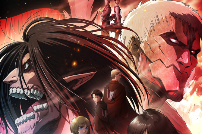 L'Attaque des Titans (Shingeki No Kyojin) : Remerciements d'Isayama à Wit Studio et un film récapitulatif