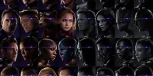Avengers Endgame : Posters des survivants et des disparus, durée du film révélée