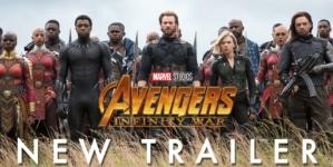 Avengers: Infinity War: Nouveau trailer qui hype jusqu'à l'infini !