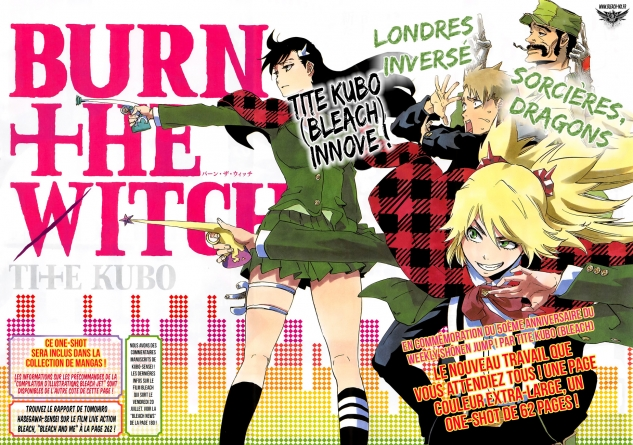 Burn The Witch Scan One-Shot VF