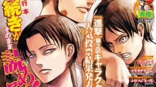 Top 20 des personnages les plus populaires de Shingeki No Kyojin