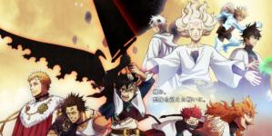 Black Clover : La reprise de l'anime avec l'épisode 133 n'est pas attendue avant juin