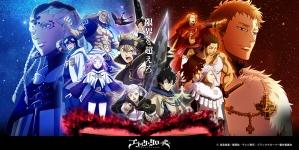 Black Clover : L'anime reprend officiellement en juillet avec l'épisode 133