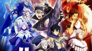 Black Clover: Nouvelle affiche pour l'anime