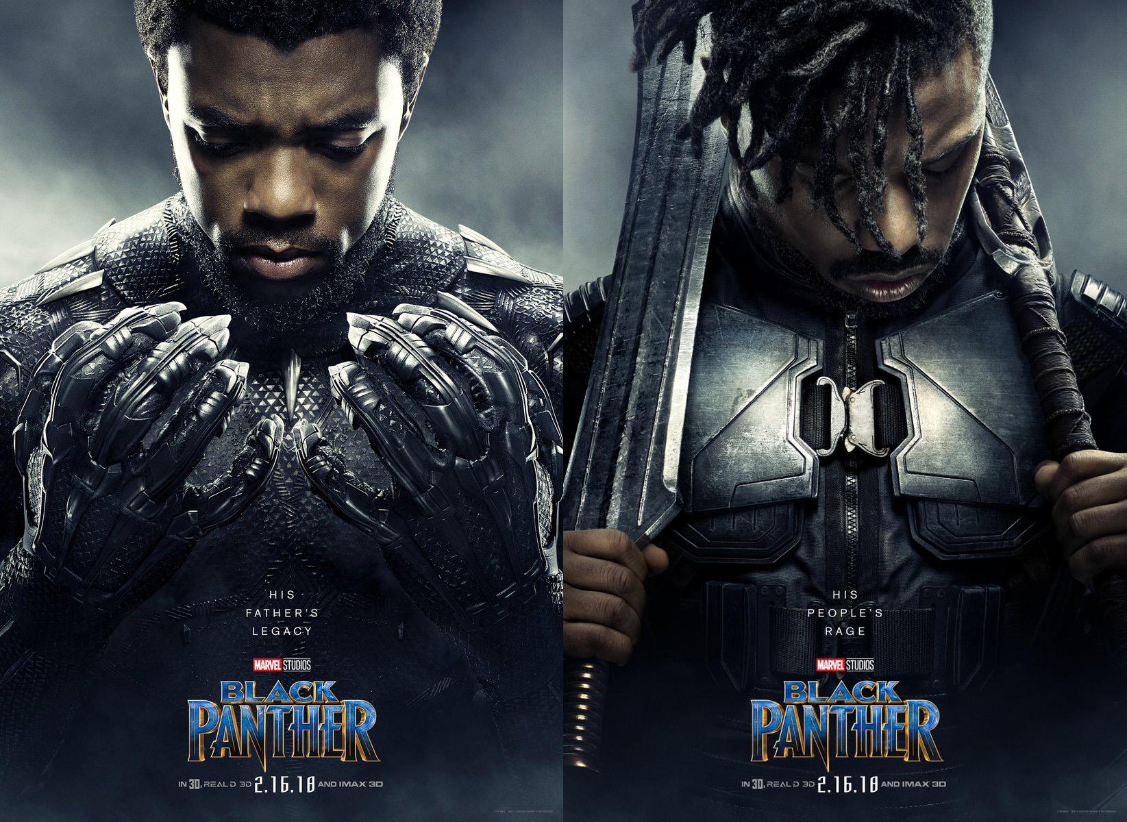Black Panther Nouvelle Bande Annonce Sur Du Kendrick Lamar