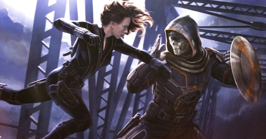 Black Widow : Taskmaster va-t-il prédire les mouvements de Natasha dans ses nouvelles images ?