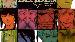 Sortie en France – Bleach 13 BLADEs. l'ultime guide book