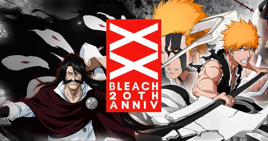Bleach XX Anniversary