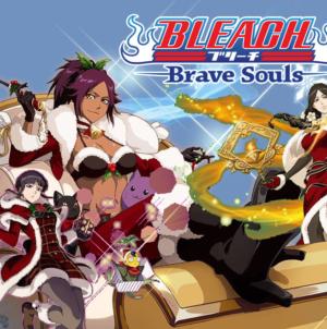 Bleach Brave Souls : Gameplay de la loterie de Noël avec Unohana, Yoruichi et Nemu