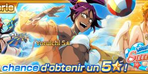 Bleach Brave Souls : Loterie de fin juin avec Yoruichi, Orihime et Kûkaku, vous avez eu quoi de bon ?