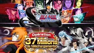 Bleach Brave Souls : 37 millions de téléchargements, on économise les orbes
