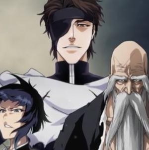 Bleach Brave Souls : Aizen, Yamamoto (Bankai), Soi Fon (Shunkô complet) version Arc Final