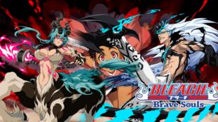 Bleach Brave Souls : Loterie de mi-avril avec Grimmjow, Neliel et Hikone version CFYOW