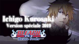 Bleach Brave Souls : Un Ichigo Quincy spécial année 2019 par Tite Kubo
